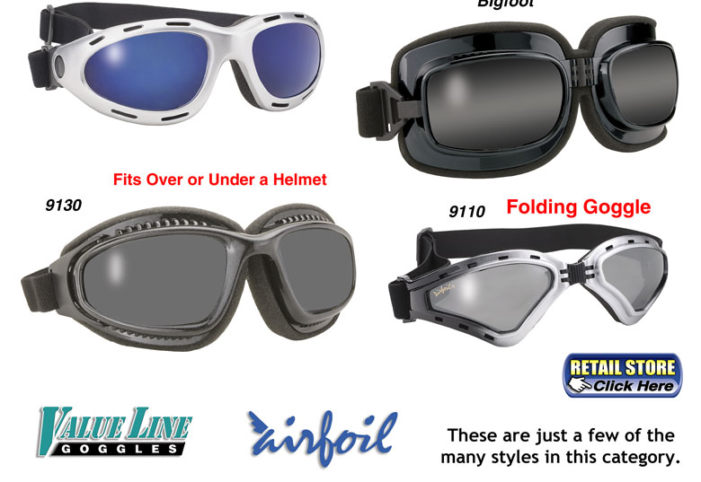 Fit Over Helmet Goggles