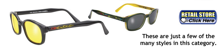 Biker Sunglasses